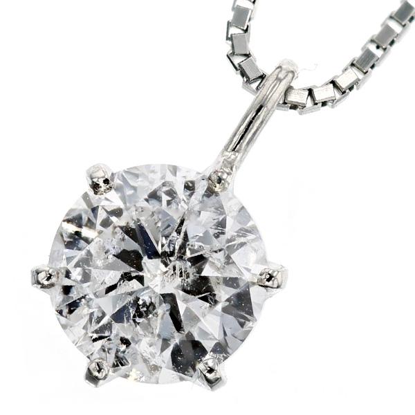 【ご注文確認後3%OFF】ダイヤモンド ネックレス 0.904ct I1-E-GOOD Pt 一粒 プラチナ 0.9ct 0.9カラット 1ct 1カラット ダイアモンドネックレス ダイアモンド ダイアネックレス ダイヤ ダイヤモンドネックレス ダイヤモンドペンダント diamond ソリティア