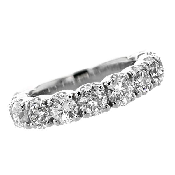 【ご注文後5%OFF】ダイヤモンド リング 3.00ct(Total) SI2~I1(SI3)クラス-F~Hクラス-ラウンドブリリアントカット Pt 3ct 3カラット ダイヤモンドリング ダイアモンド ダイヤ ダイア ダイヤリング ダイアリング リング 指輪 プラチナ