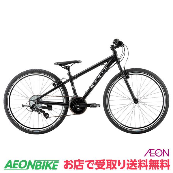 【お店受取り送料無料】 マリンバイクス (MARINBIKES) MARIN 19 DONKY JR26 7S マットブラック 7段変速 26インチ(26×2.1) 0319003001000 子供用自転車