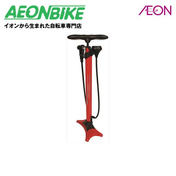 送料無料限定セール中 国際ブランド イオンバイクはイオンから生まれた自転車専門店です サーファス SERFAS FP-200 フロアポンプ デュアルヘッド 160PSI 自転車 店舗受取対象外 046712 空気入れ ポンプ レッド