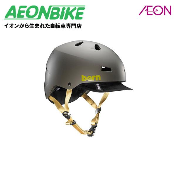 bern (バーン) MACON VISOR ヘルメット メーコンバイザー Matte Charcoal XLサイズ(59-60.5cm) BE-VM2HMCGV-05【店舗受取対象外】