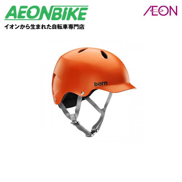 bern (バーン) BANDITO 子供用 ヘルメット バンディート Matte Orange M/Lサイズ(53-56cm) BE-BB03EMORG-13【店舗受取対象外】