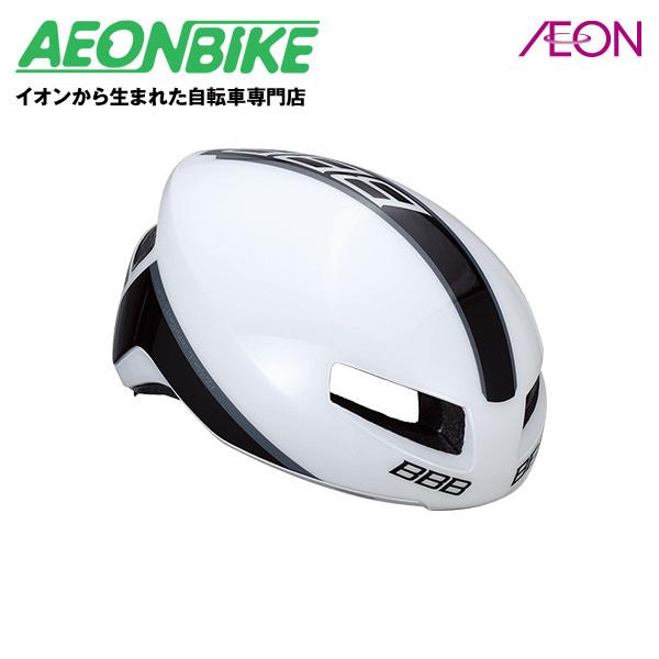 (BBB) ティトノス V2 BHE-08 グロッシーホワイト Lサイズ【ヘルメット】【自転車】【店舗受取対象外】