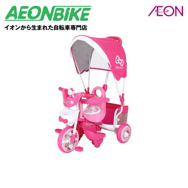 M&M (エムアンドエム) ハローキティmoco ラヴィ 三輪車【イオン】【自転車】【店舗受取対象外】