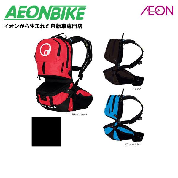 エルゴン (ERGON) BE3 エンデューロ スモール BLK ブラック 10L BAG35700【店舗受取対象外】