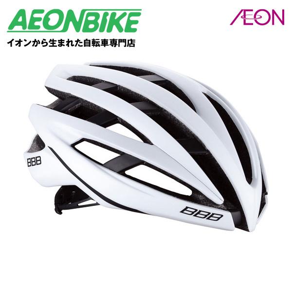 (BBB) イカロス ホワイト Lサイズ 154856【ヘルメット】【自転車】【店舗受取対象外】