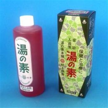 天然温泉成分のみで作られた薬用入浴剤 湯の素 490g ギフト スーパーSALE セール期間限定 約50回分 医薬部外品