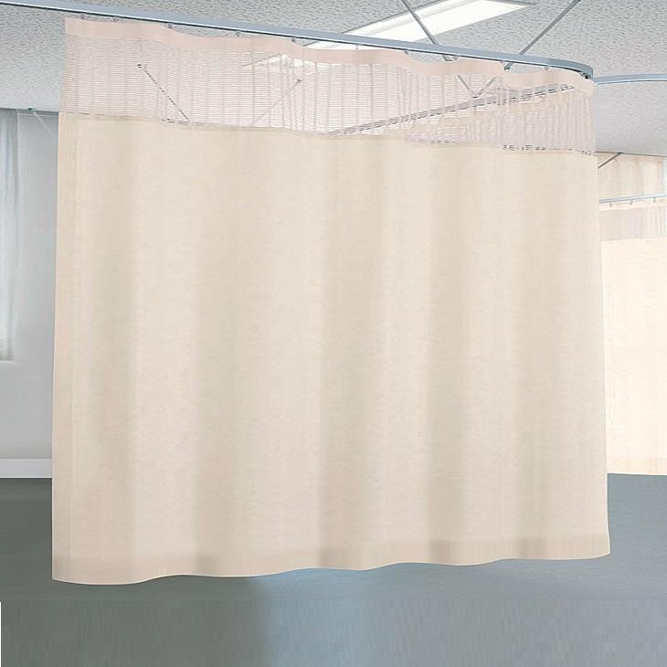【高田ベッド メディカルカーテン】 セラピカーテン(幅125cm×高さ160cm) TB-659-01 TB-659-02 メディカルカーテン