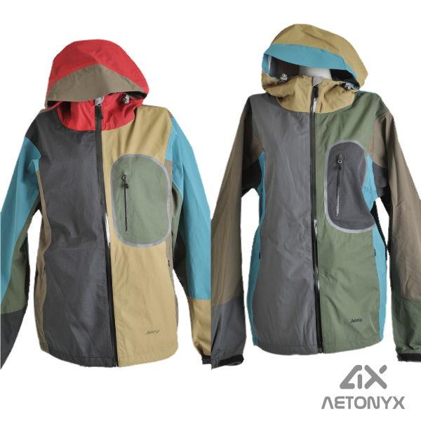 AETONYX マウンテン パーカー acro 3312089 男女兼用 メンズサイズ M-XL 防寒 防水 防風 レインウエア アウトドア ジャケット 登山 バイク 防寒着 釣り ウォーキング 誕生日 プレゼント ax アエトニクス 恐竜