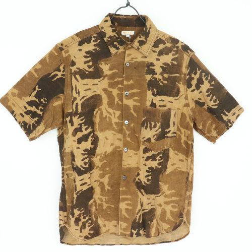 泥染半袖シャツ スーパーセール バオバブ 08 おしゃれ