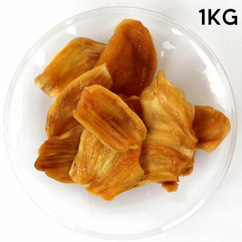 世界最大の果実 パラミツ 業務用 登場大人気アイテム ウガンダのドライジャックフルーツ 人気 無添加 無漂白 砂糖不使用 1kg
