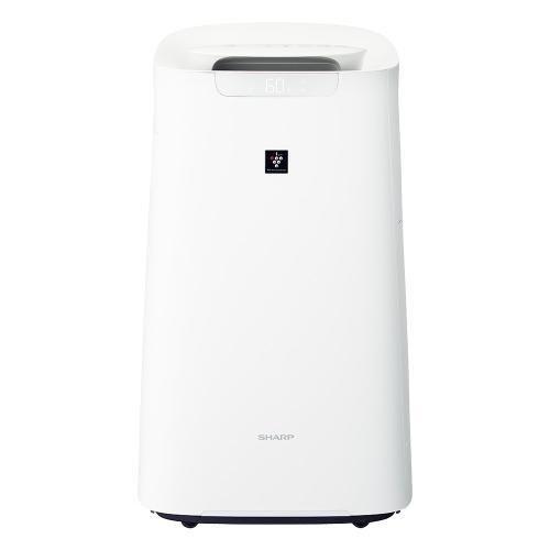 SHARP 限定特価 10%OFF 加湿空気清浄機 ハイグレードモデル プラズマクラスター25000 KI-LS70-W ホワイト