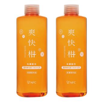 【医薬部外品】AFC 薬用育毛剤 爽快柑 詰替用 300mL 2個セット