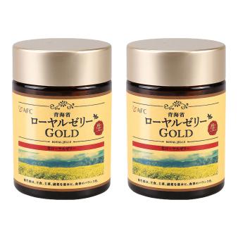 青海省 生ローヤルゼリーGOLD 100g 2個セット
