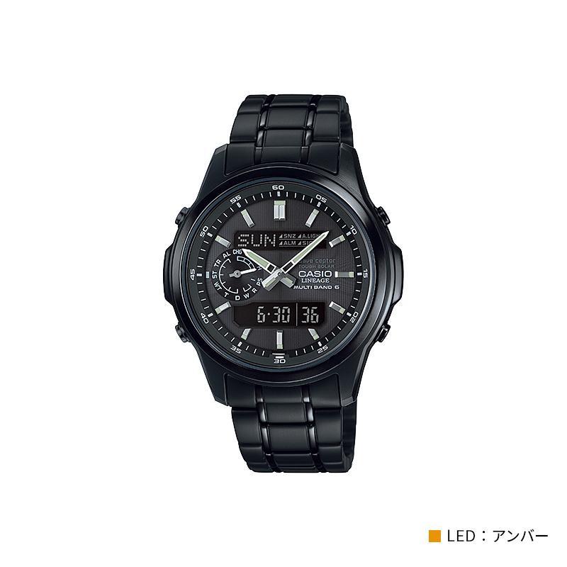 CASIO カシオ LINEAGE リニエージ ソーラーコンビネーション 電波時計 LCW-M300DB-1AJF ソーラー電波時計 腕時計