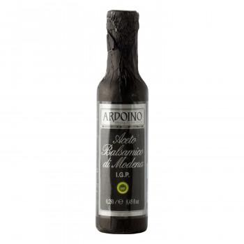 アルドイーノ 流行 モデナ産 バルサミコ酢 IGP 250ml 引出物 6本セット 1258 3年以上熟成させたバルサミコ酢 業務用 イタリア製 セット
