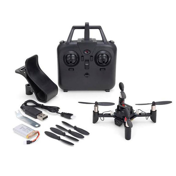 【G-FORCE ジーフォース LIVE CAM DRONE ASSEMBLY KIT DX (送信機付) GB390 DIYドローンキット】