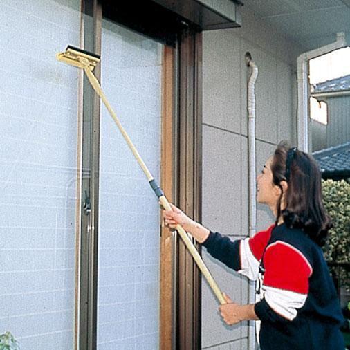八ツ矢工業 YATSUYA Wワイパー ズーム120付 ×6本 価格 交渉 送料無料 窓 新色 掃除 ※メーカー直送品につき代金引換不可 伸縮式なので高いところもラクラク 27560