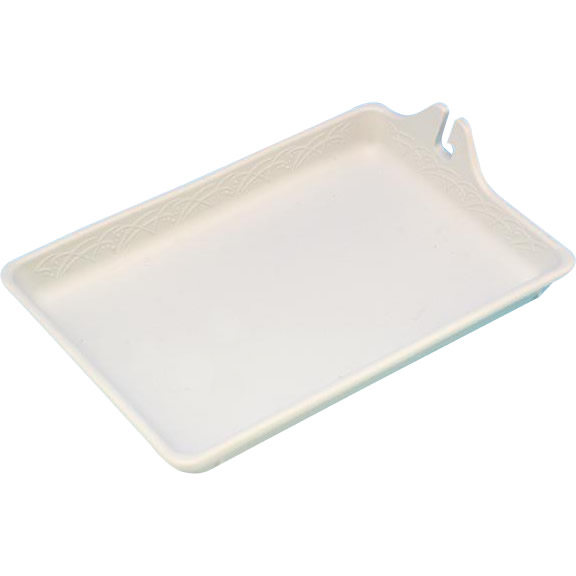 スマイルキッズ 超激安特価 SMILE 国内即発送 KIDS AYS-01 口や手が汚れず串がスッと抜けて食べやすい串抜き皿2枚セット なにわのエジソンの串抜き皿