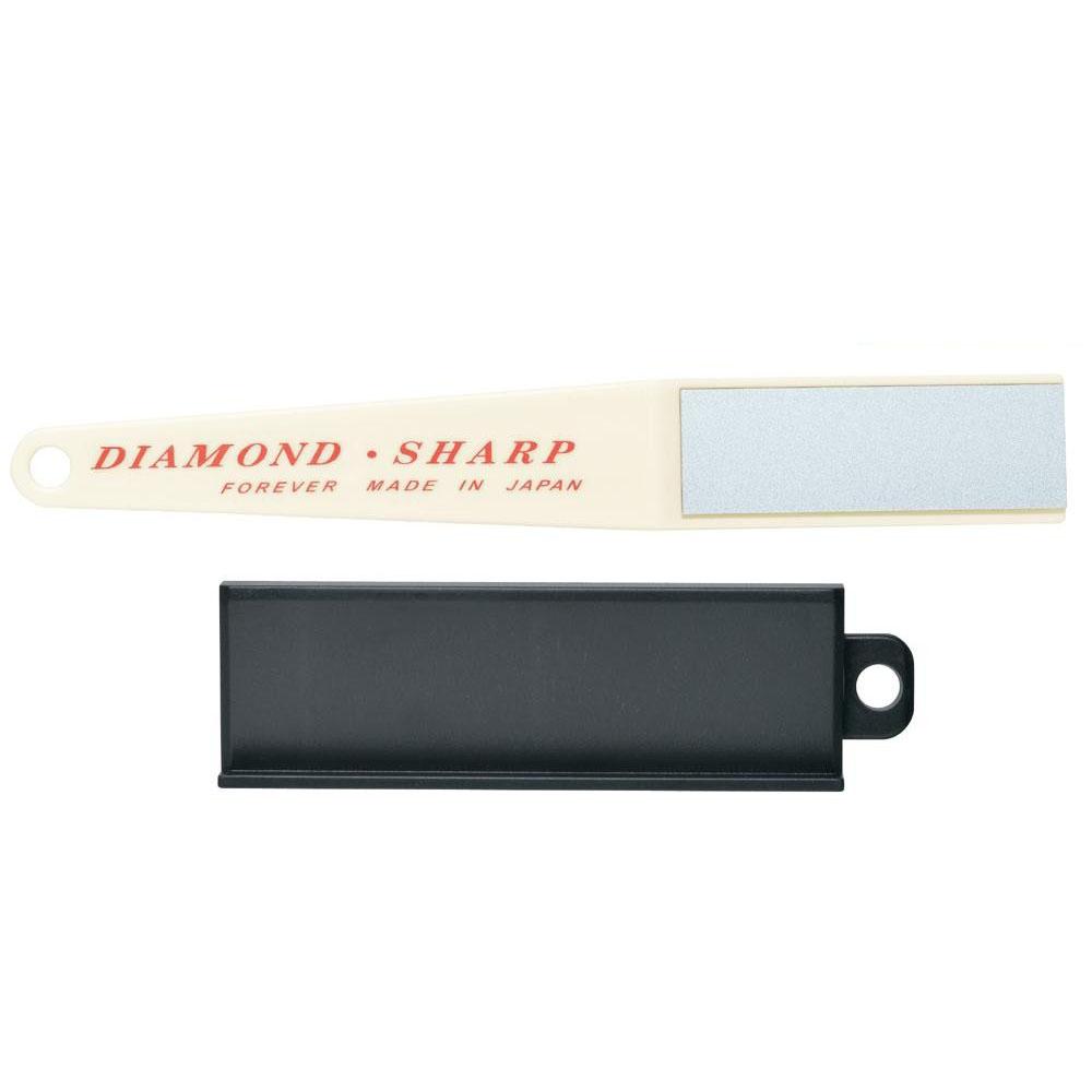 フォーエバー デカダイヤモンドシャープナー(研台付き) D-3 かんたん刃研ぎ。 フォーエバー デカダイヤモンドシャープナー(研台付き) D-3 包丁研ぎ