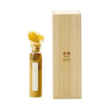 岩佐佛喜堂 塗香(ずこう) 塗るお香 ワンランク上の香粉KOKO 891 薔薇の香り 5g