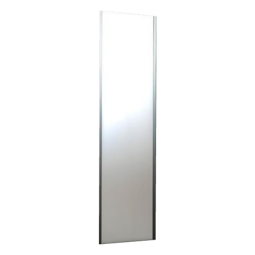 【REFEX(リフェクス) 割れない軽量フィルムミラー サイズオーダー (幅62~70cm×高さ131~160cm)】 ※代金引換不可 姿見 全身鏡