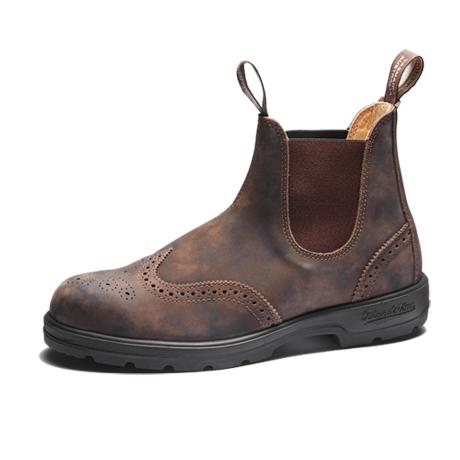 ブランドストーン サイドゴアブーツ ワークブーツ ラスティックブラウン 送料無料 Blundstone CLASSIC COMFORT Side Gore Boots 1471