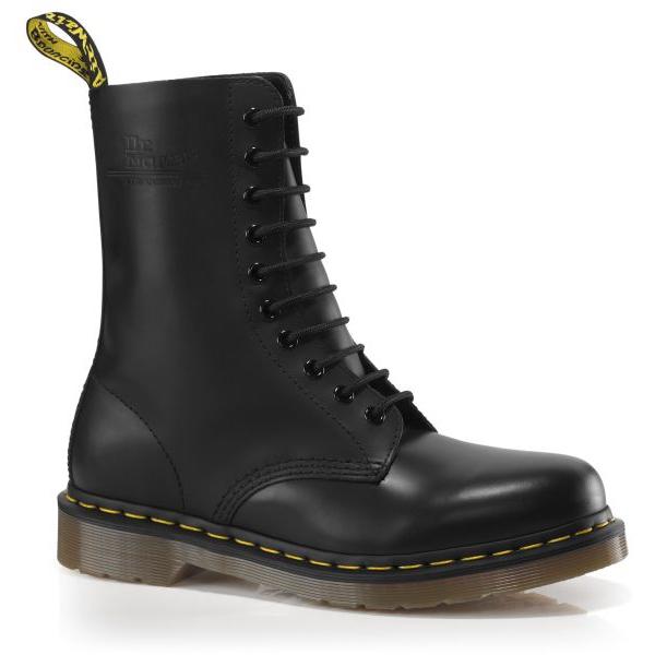 最新号掲載アイテム ストア SALE 在庫限り 即納ドクターマーチン 日本正規品 ブーツ ブラック 黒 10ホール SHOE BLACK 1490Z CUSTOM 10HOLE DMS SMOOTH