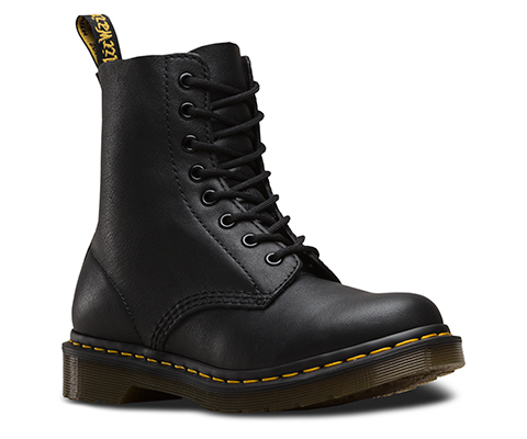 ドクターマーチン 日本正規品 ブーツ ブラック 黒 8ホール CORE PASCAL BLACK VIRGINIA