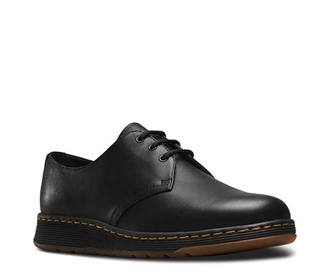 ドクターマーチン 日本正規品 ローカット ブーツ ブラック 黒 3ホール CAVENDISH 3EYE SHOE
