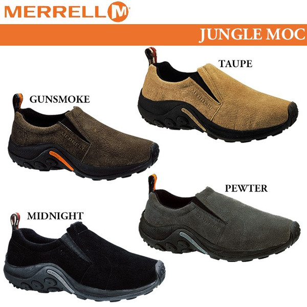 メレル メンズ ジャングルモック アウトドア スニーカー 定番カラー 靴 Merrell Mens Jungle Moc
