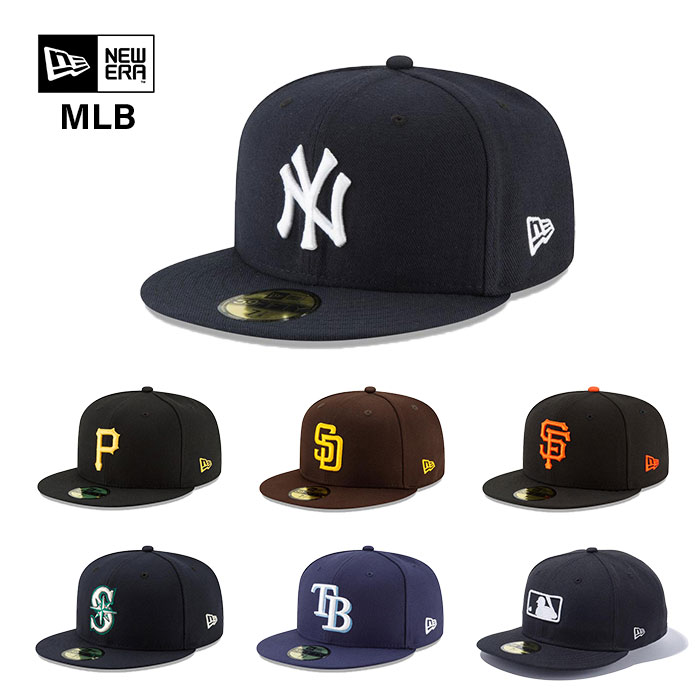 日本正規品 ニューエラ New Era 送料無料 59FIFTY キャップ お洒落 サービス オンフィールド メジャーリーグ MLB