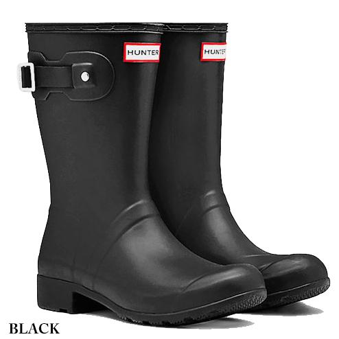 ハンター ウィメンズ レディース オリジナル ツアー ショート ブーツ Hunter Womens Original Tour Short Boots レインブーツ レインシューズ 防水