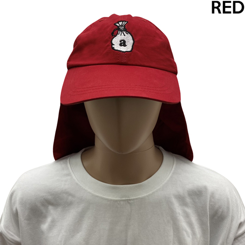 SALE-PRICE afterbase ランキングTOP10 x PUTS Special Collaboration 新作アイテム毎日更新 BLOCK SUN CAP サンブロックキャップ