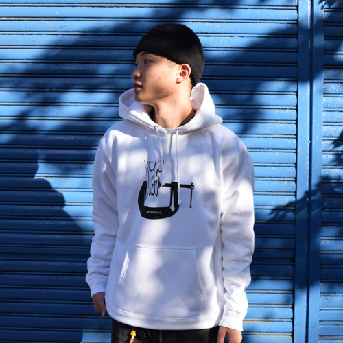 afterbase [Clamp] PULLOVER HOODY
