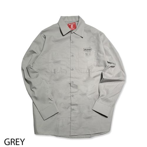 今ダケ送料無料 SALE-PRICE 送料無料お手入れ要らず FRAME L S ワークシャツ SHIRT WORK