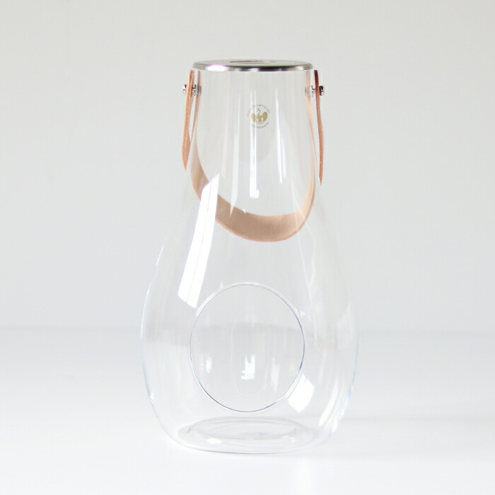[SOLD OUT]Holmegaard(ホルムガード) Lantam ランタン[クリア・Lサイズ]/[ガラス製品/ブランド食器/北欧食器/新生活/引き出物/赤ちゃん/記念日/新婚/結婚祝い/インテリア/プレゼント/ギフト]