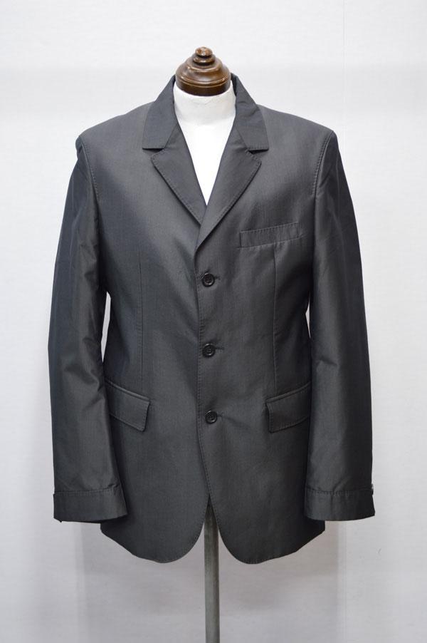 【Seiji kuroki】【60%オフ outlet】シルク100%フランス製3Bジャケット/00402821-S899-01*JK#GH*