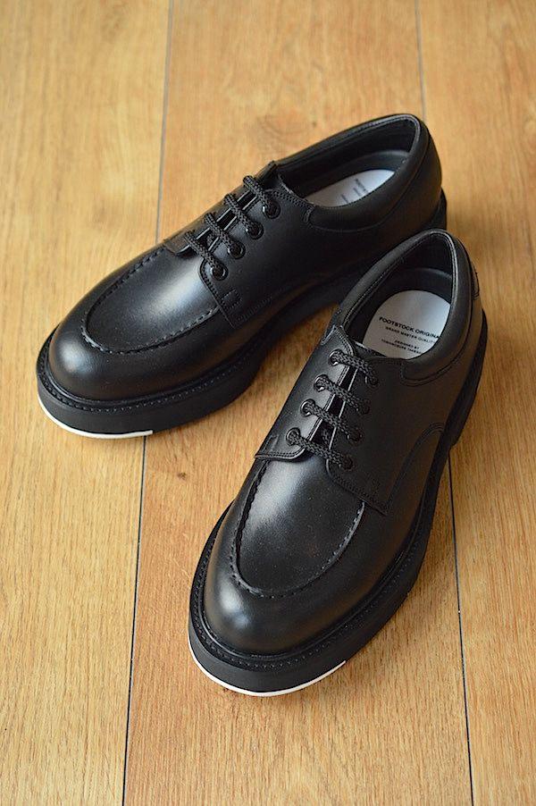 【foot the coacher】FOOTSTOCK ORIGINALS『U-TIP』/FS201204*CA#GH