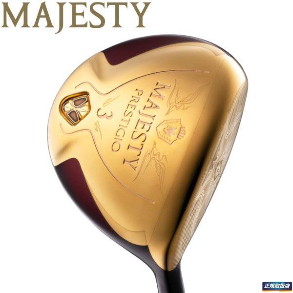 特売 [2020年モデル] マジェスティゴルフ メンズ PRESTIGIO [2020年モデル] XI メンズ プレステジオ11 フェアウェイウッド MAJESTY MAJESTY LV740 シャフト, ナンジョウチョウ:368f493d --- hafnerhickswedding.net