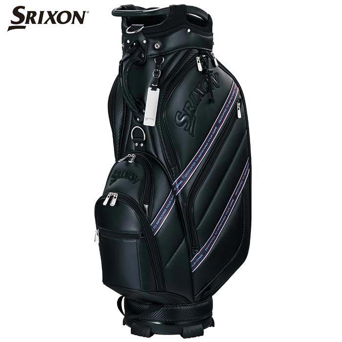 正規激安 2020年モデル 倉 ダンロップ SRIXON スリクソン メンズ スポーツモデル GGC-S165 キャディバッグ ブラック