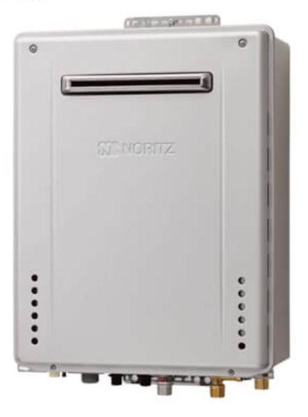 ガス給湯器 NORITZ ノーリツ GT-C2062SAWX-IG 都市ガス 2019年製 RC-B001 エコジョーズ 追い炊き 送料無料 住宅設備 【中古】 新着