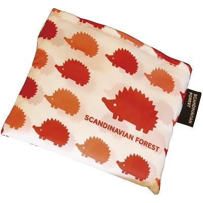 セール開催中最短即日発送 SCANDINAVIAN FOREST 訳ありセール 格安 ショッピングバッグ EF-SB01SC 包装不可 スカーレット のし