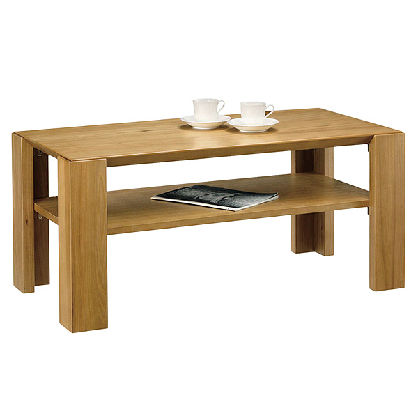 リビングテーブル シンプルデザインの木目が綺麗な グランデ1052 【送料無料】代引き不可商品