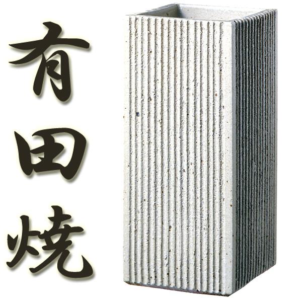 【送料無料】日本の伝統工芸品!有田焼のお洒落な傘立てAM-814