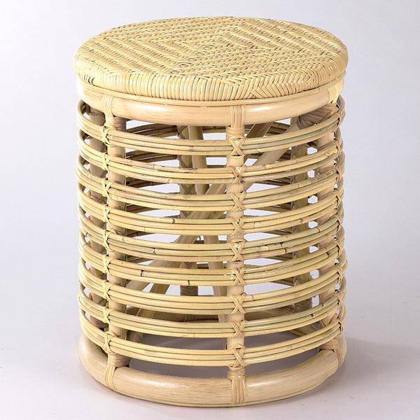 【格安SALEスタート】 【送料無料 籐椅子】天然の素材を使用しアジロ編みを施したお洒落なスツールラタンスツール S-22N 籐椅子 籐スツール 籐スツール S-22N, COUNTRY WOOD GARDEN:09b565c7 --- bibliahebraica.com.br