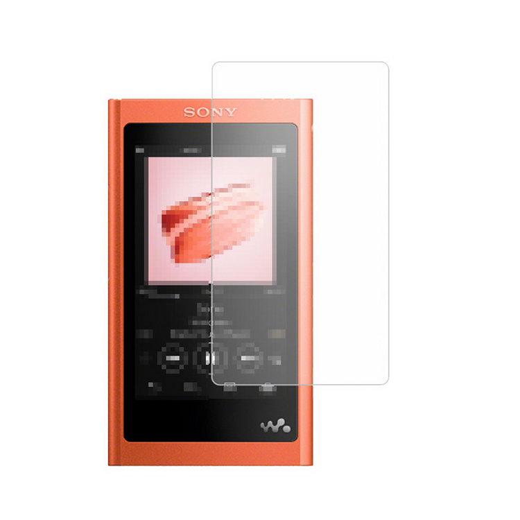 ソニー NW-A50シリーズ 液晶保護フィルム 保護 衝撃 傷 シート SONY NW-A50シリーズ 2018 WALKMAN ガラスフィルム 強化ガラス 0.2mm 9H 液晶保護フィルム NW-A50シリーズ ウォークマン用 液晶保護シート