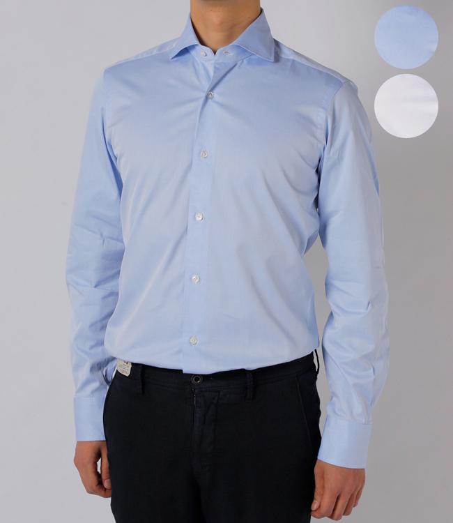 バルバ/BARBA シャツ メンズ DANDYLIFE コットンシャツ 2019年春夏新作 LIU136-PZ50