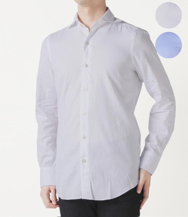 フィナモレ/FINAMORE シャツ メンズ TOKIO ドレスシャツ 2019年春夏新作 SIMONE-840002