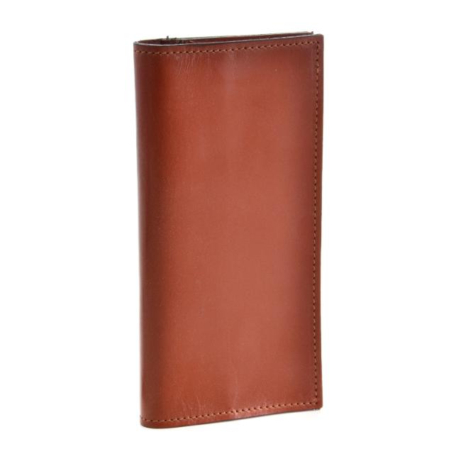 グレンロイヤル/GLENROYAL 財布 メンズ ブライドルレザー 2つ折り長財布 ブラウン 035594-0001-0004 2020年秋冬